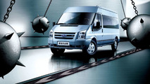 2009 Ford Transit Chinese spec