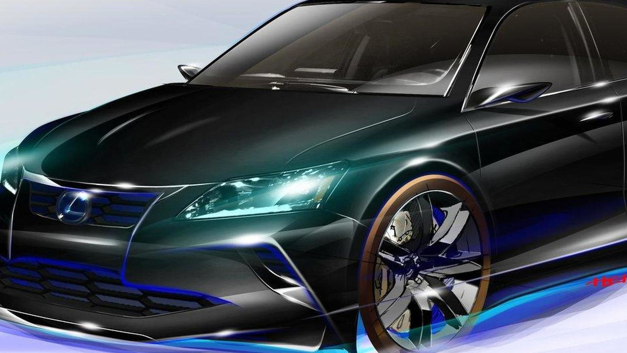Lexus Project CT by Five Axis 02.02.2011