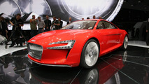 Audi e-Tron on Sale in 2012, Limited to 1000 Units