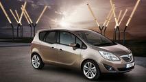 Opel Meriva Reveals Interior: First Video