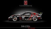 Vandenbrink Ferrari 599 GTO Ecurie GTX Images Released