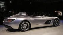 Mercedes McLaren SLR Stirling Moss in Detroit