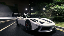 DMC introduces the Ferrari 458 Italia MCC Edition