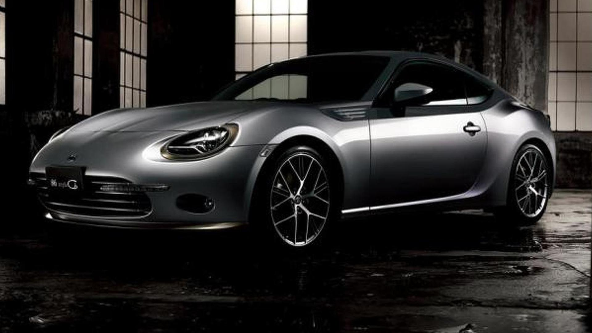Toyota believed to plan sub GT86 model with 130 bhp and 980 kg weight