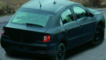 VW Polo V spy photo