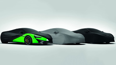 McLaren Offers New Styling, Protection Accessories for Sports Series