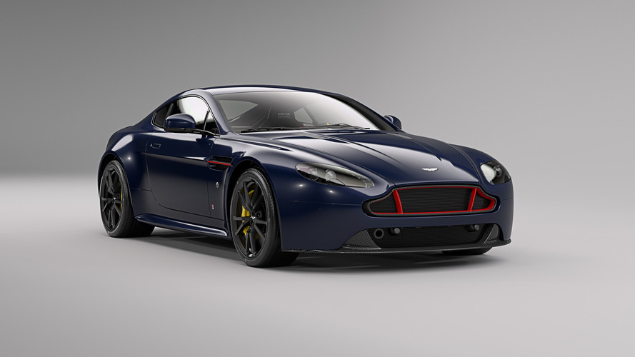 Aston Martin V8 and V12 Vantage S Red Bull Racing editions lack wings