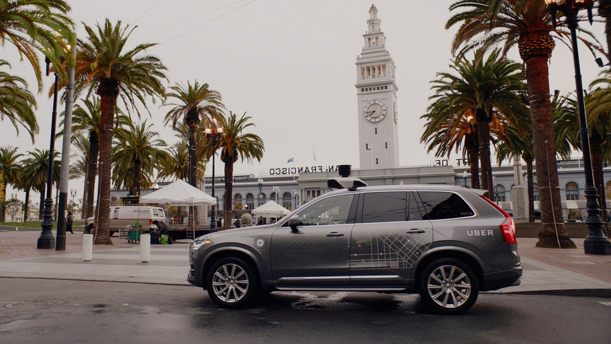 Google's Waymo sues Uber over self-driving LiDAR tech