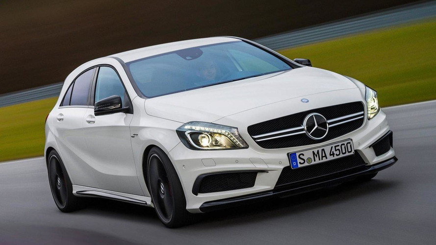 Hardcore Mercedes A45 AMG in the works, might not be called a Black Series