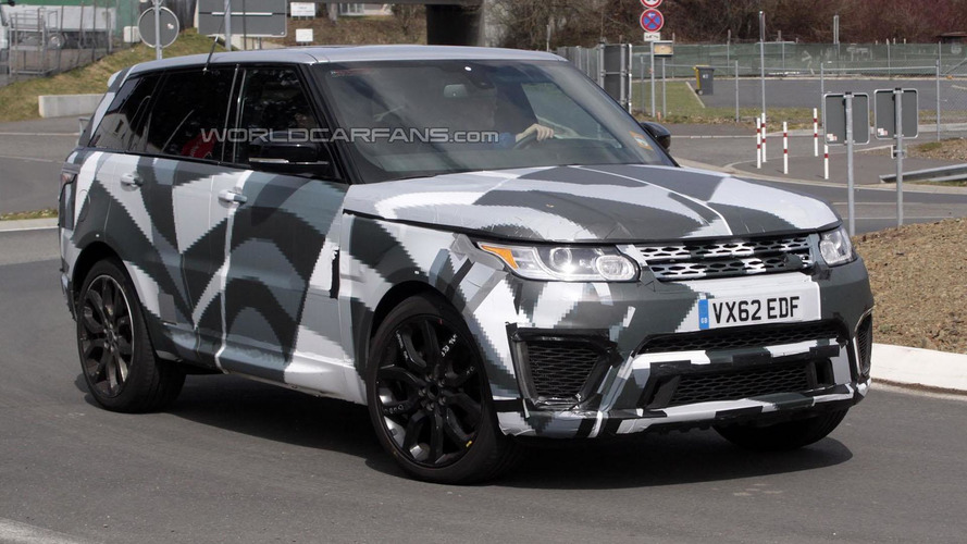 Range Rover Evoque RS planned - report