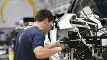 Alfa Romeo 4C construction