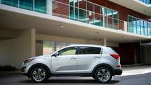 2014 Kia Sportage facelift revealed