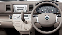 Mazda Scrum Wagon Interior