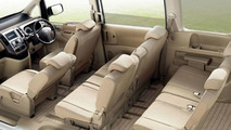 New Nissan Serena - Seating
