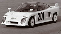 1989 Mazda AZ550 Race version