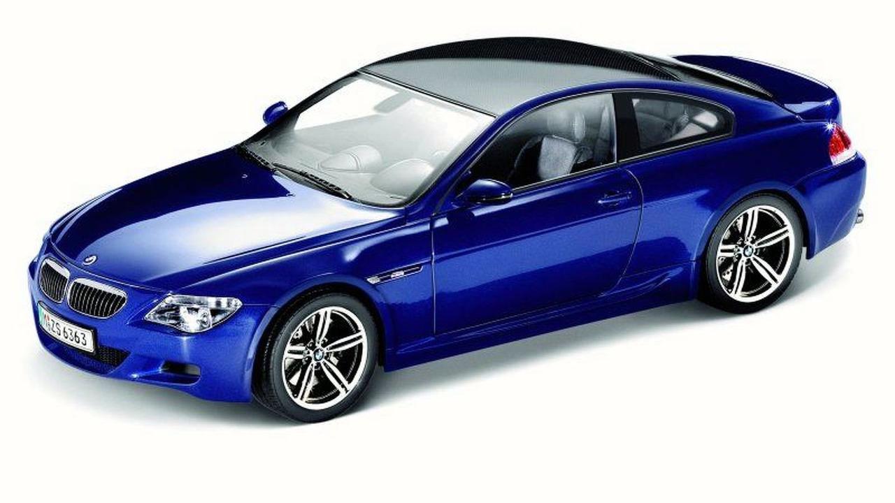 BMW M6 Miniature