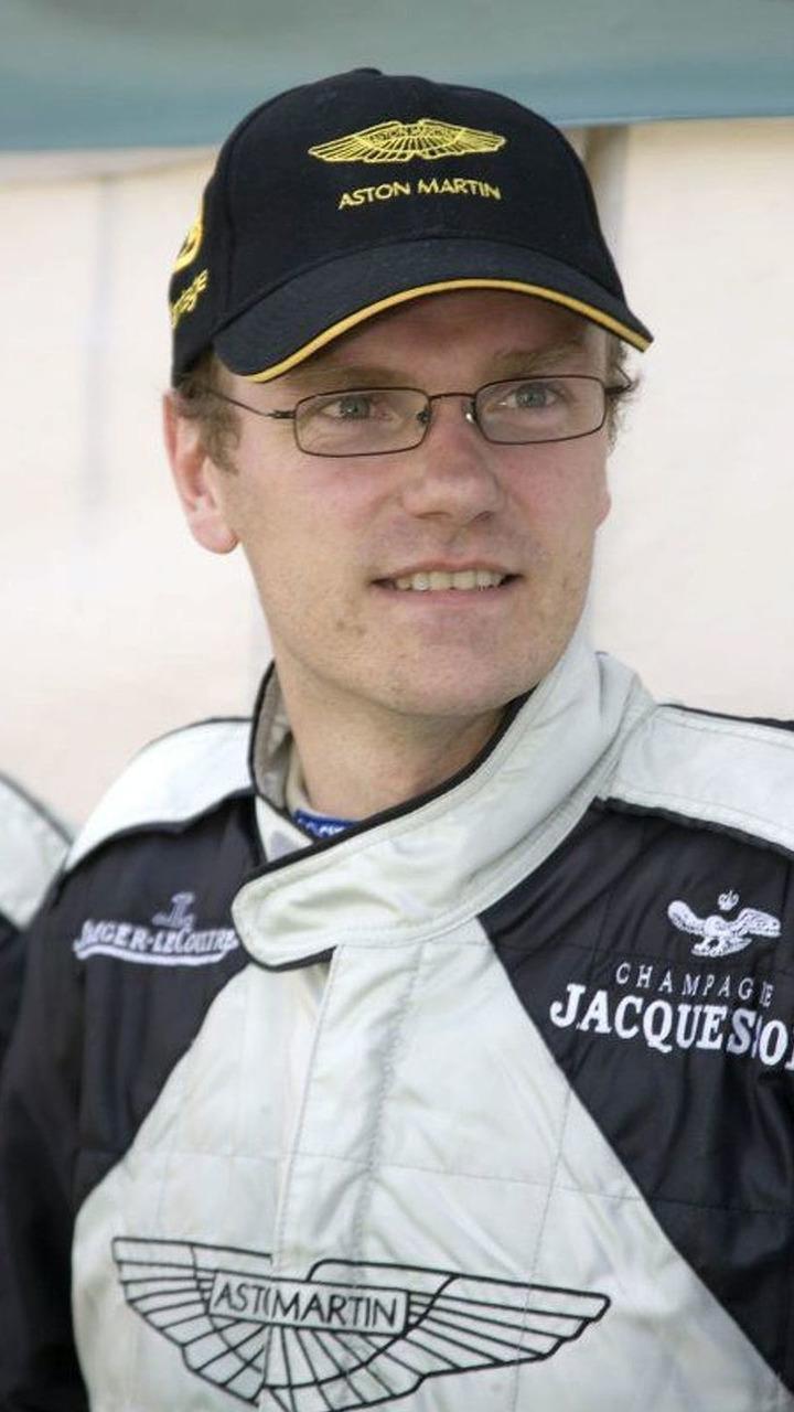 Chris Porritt - Final Driver