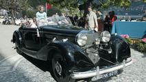 Mercedes-Benz 540 K Roadster 1938