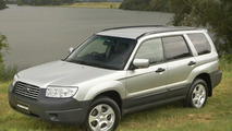Subaru Forester X Weekender Special Edition (Au)
