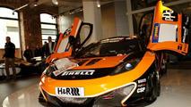 2012 Doerr Motorsport McLaren MP4-12C GT3.