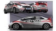 Honda Civic Enters FIA World Touring Car Championship