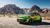 Kia Justice League cars for SEMA