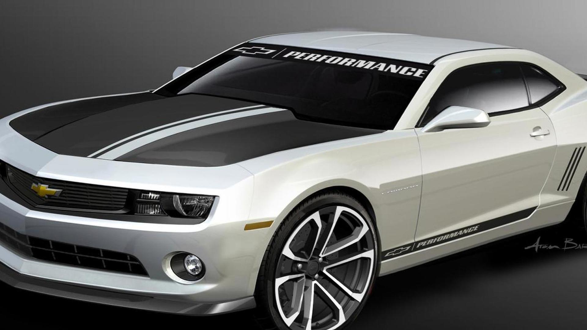 2014 Chevrolet Camaro facelift announced for New York Auto Show