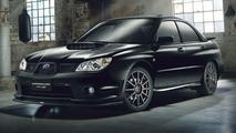 Subaru Impreza WRX Tuned by STI