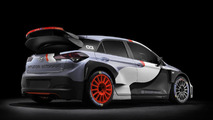 2016 Hyundai i20 WRC rally car previewed in Frankfurt