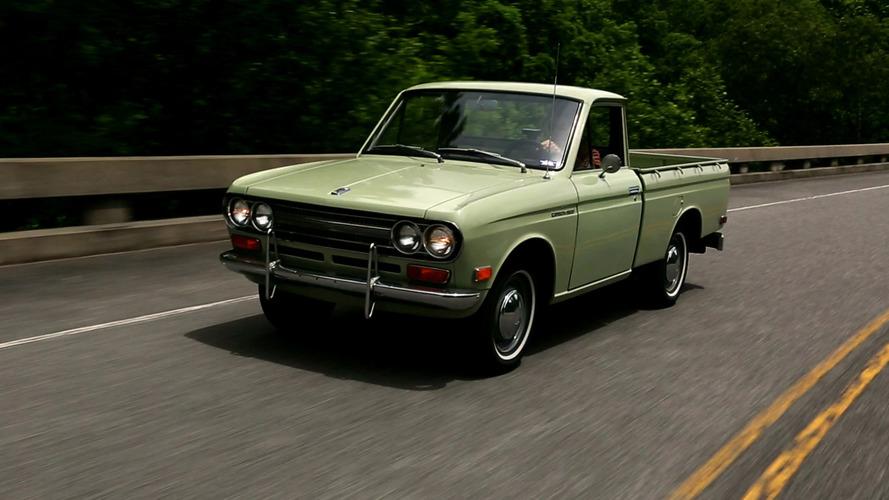 Nissan highlights 1971 Datsun 1600 [video]