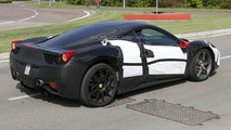 2015 / 2016 Ferrari 458 M spy photo
