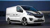 Irmscher tunes the Opel Vivaro