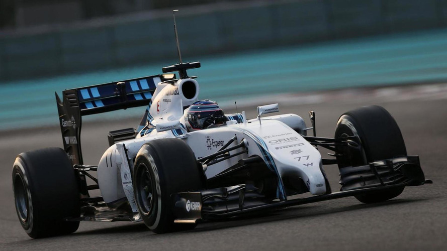 Williams revival surprised team champion Villeneuve