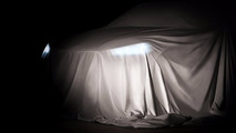BMW X2 Concept teasers for the Paris Motorshow 2016