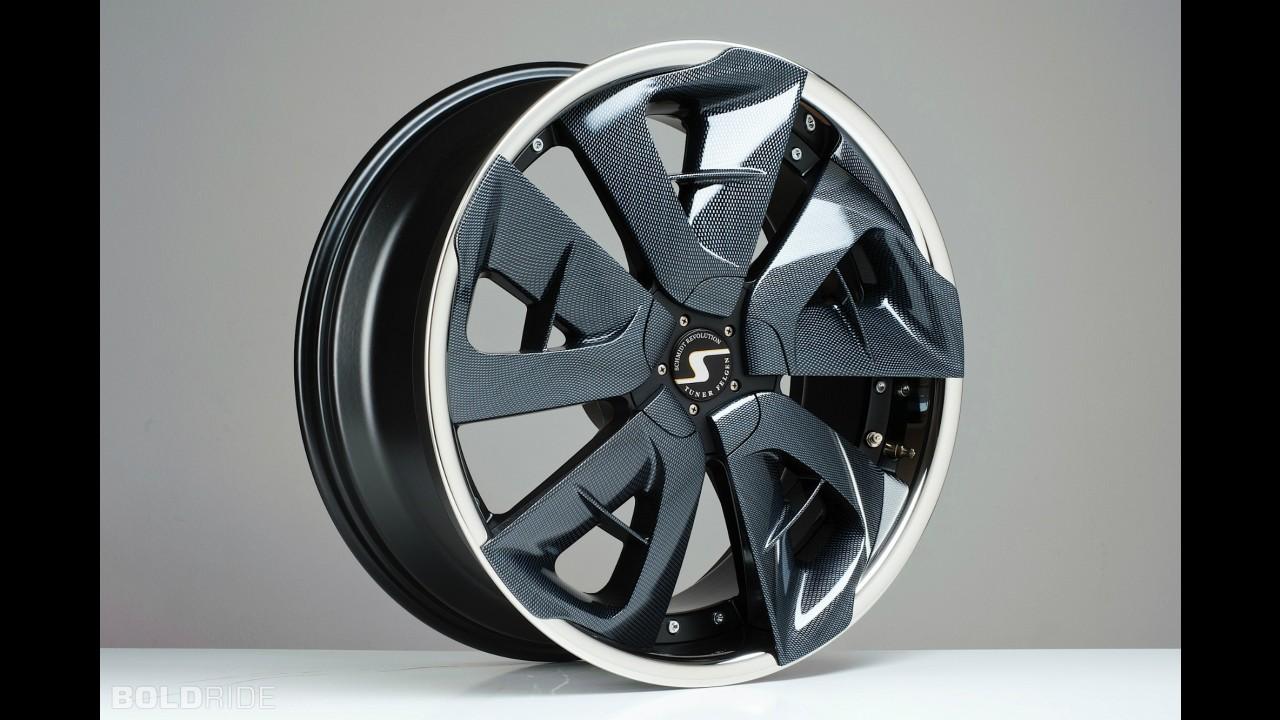 Schmidt Revolution Volkswagen Scirocco