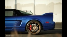 Clarion Builds Acura NSX