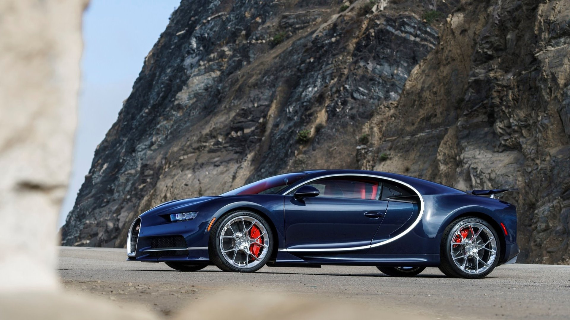 Bugatti Chiron capable of 285 mph without limiter