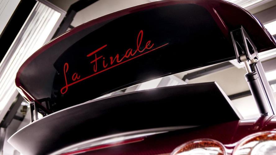 Bugatti Veyron Grand Sport Vitesse La Finale is the last Veyron ever