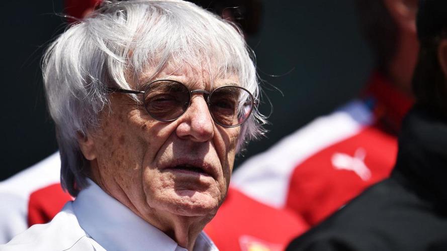 Qatar race now unlikely - Ecclestone