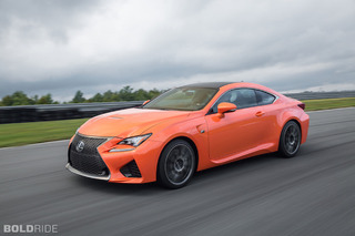 Lexus RC F Puts Germany on Notice: First Drive
