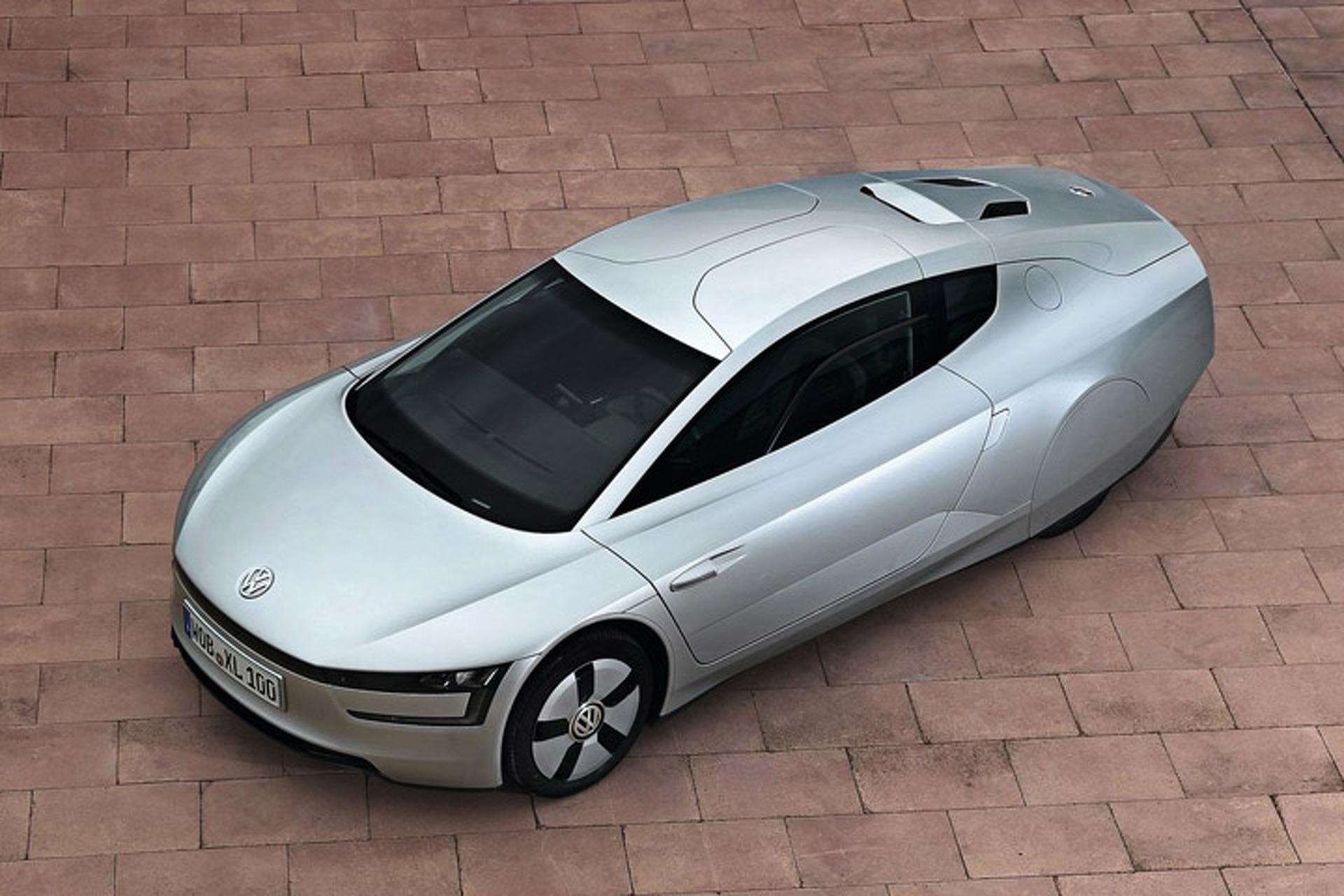 Next Volkswagen Golf Could Get an XL1 Makeover