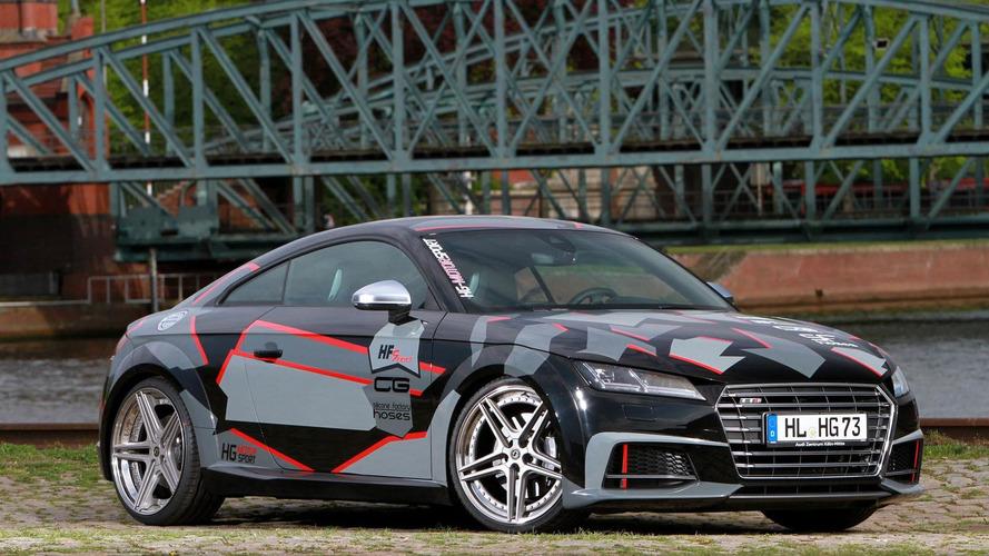 Audi TTS gets tuned by HG-Motorsport