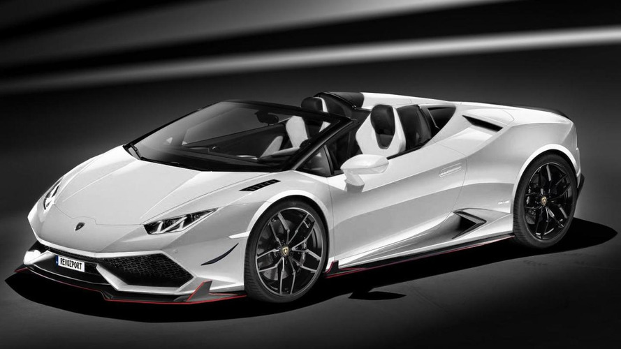 Lamborghini Huracan by RevoZport goes official with 700 PS, active aero and 100 kg diet