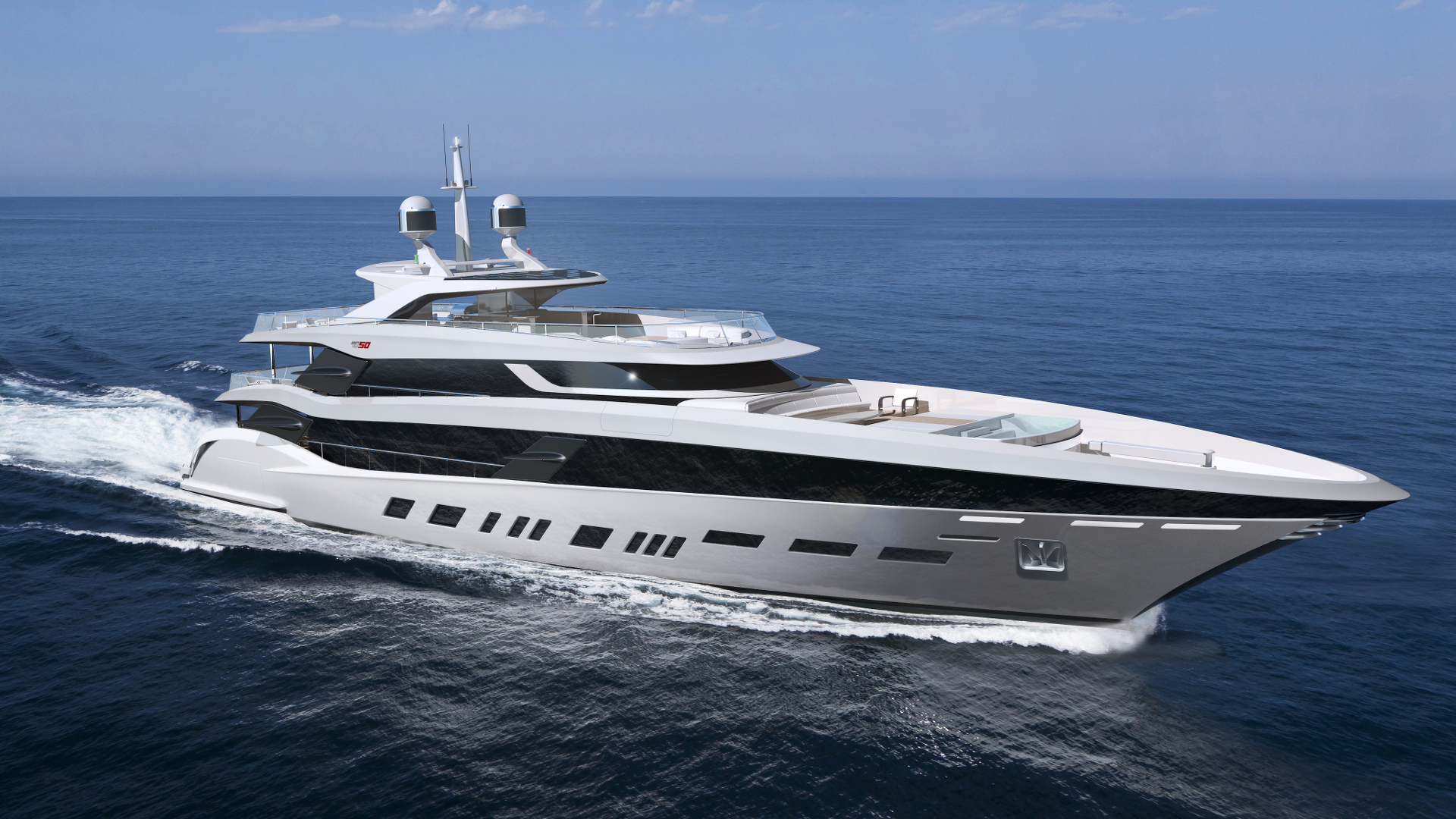 Henrik Fisker Design unveils new superyacht