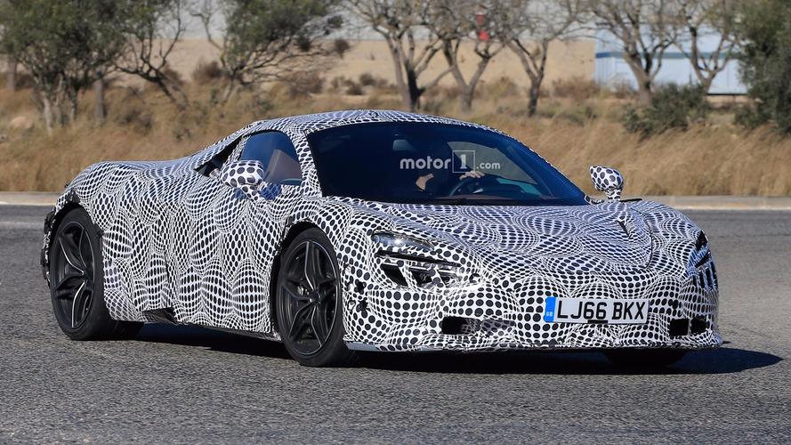 Photos espion - La McLaren 720S est quasiment prête
