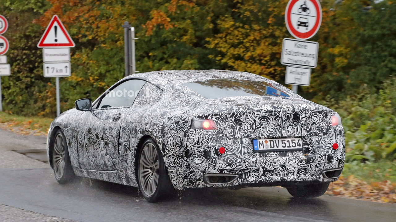 2019 - [BMW] Série 8 (G14/G15) - Page 5 Possible-2018-bmw-6-series-coupe-spy-photo