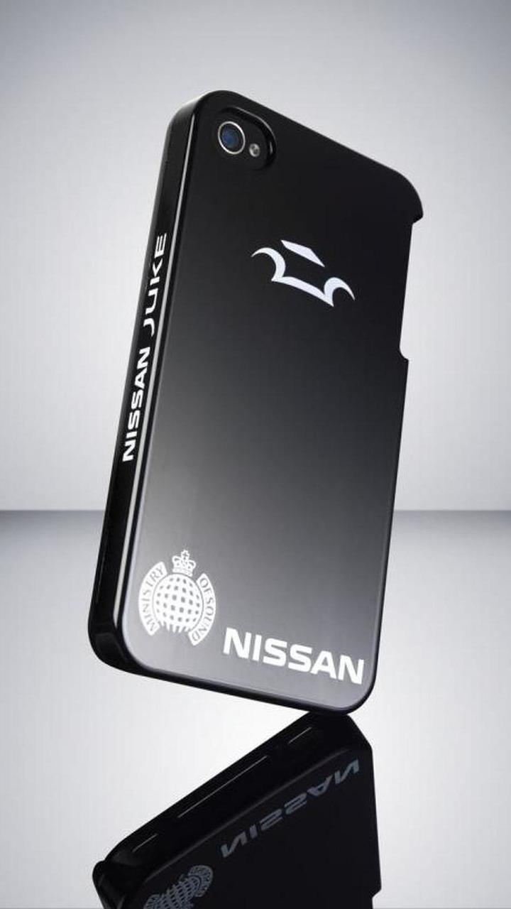 Nissan Scratch Shield iPhone case 17.1.2012