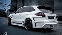 Porsche Cayenne Turbo by ASMA 22.12.2011