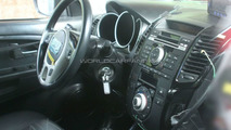 Kia Ceed Plus MPV clearest interior shots yet