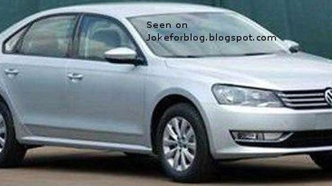 Volkswagen New Midsize Sedan, 500, 08.12.2010